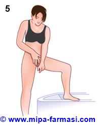 cara menggunakan ovula