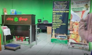 Reservasi Alloy Travel Semarang Jogja