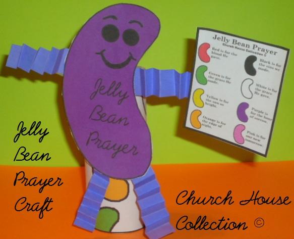 Church House Collection Blog: Jelly Bean Prayer Toilet ...