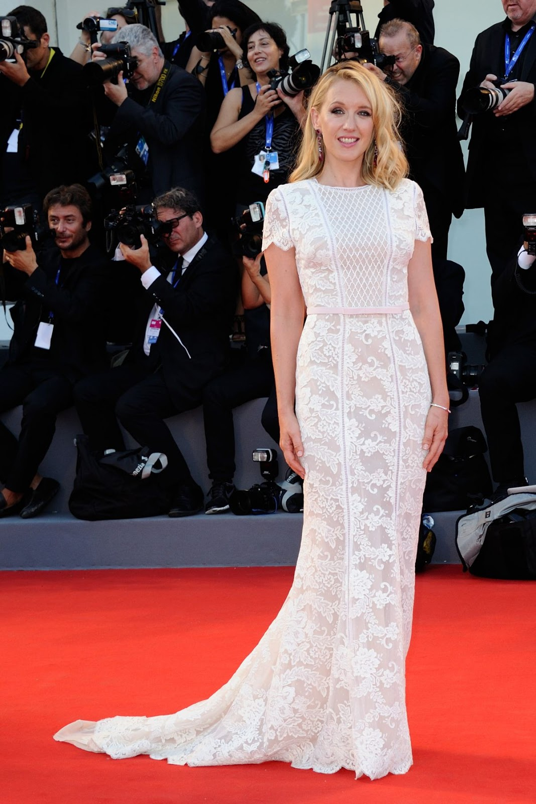 HQ Photos of Ludivine Sagnier At The Young Pope Premiere At 2016 Venice Film Festival