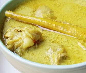 Chicken Yellow Curry Malaysian Recipe Asiadeli