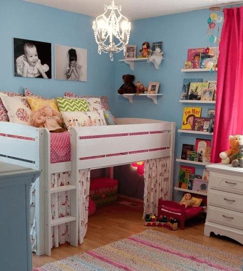 kamar tidur anak bayi
