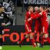 Bayern atropela o Frankfurt fora de casa e assume a vice-liderança; Schalke, Leverkusen e Leipzig vencem