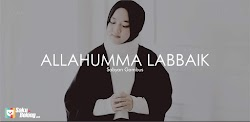 Lirik Lagu Sabyan Gambus - Allahumma Labbaik