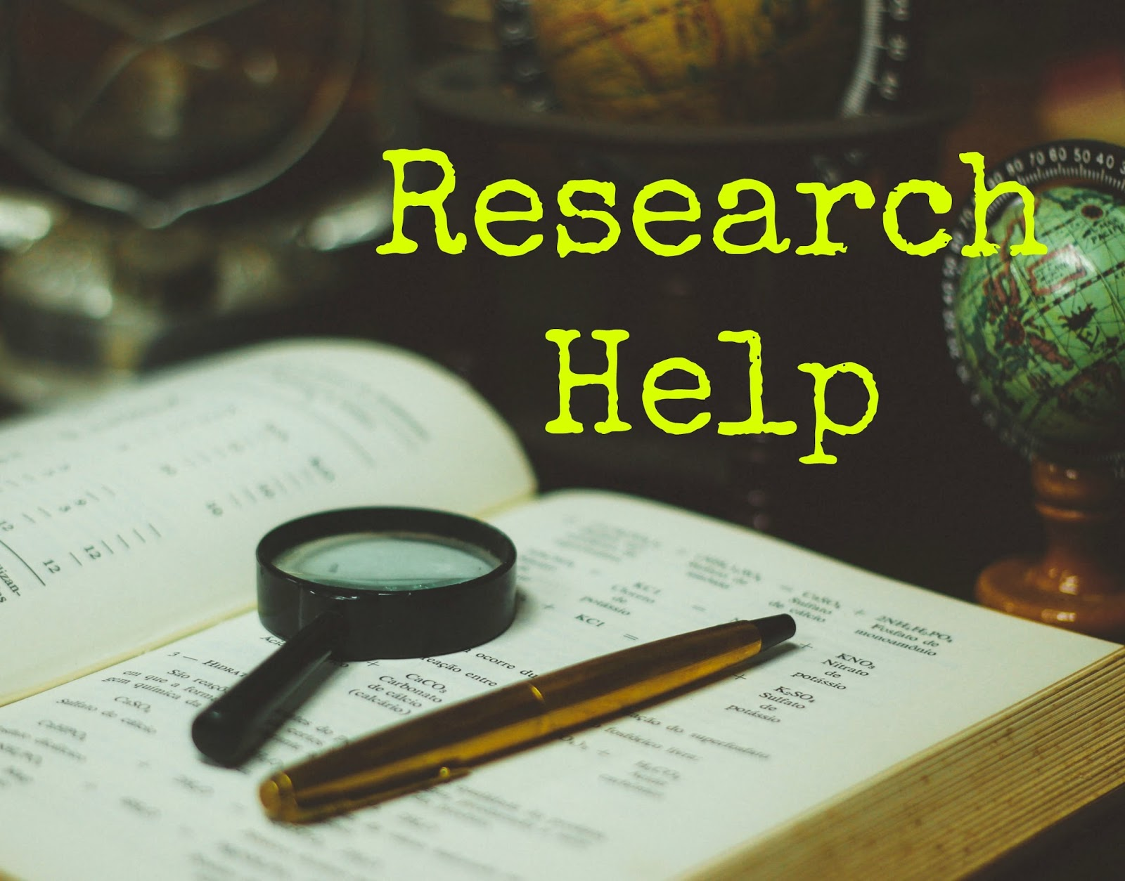 Research help