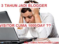 Kriteria Blogger yang suksesnya lama