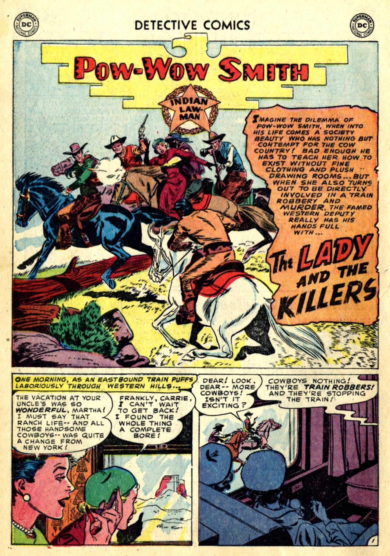 Detective Comics (1937) 192 Page 33