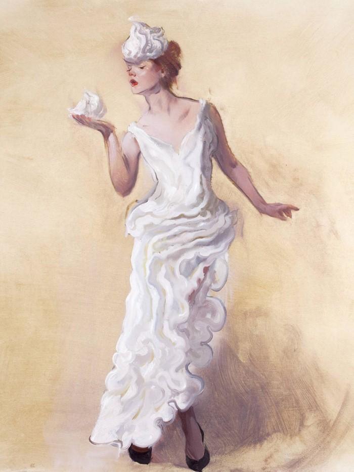 Сладкие картины. William Cotton 23