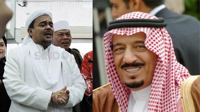 Camkan Ini! Raja Salman Akan Hajikan Keluarga Densus 88 Bukan Keluarga FPI dan Teroris