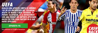 circus promocion 25 euros Europa League 11-14 septiembre