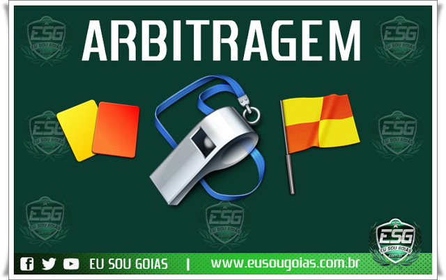 Bruno Arleu de Araujo - RJ apita Avaí x Goiás pela Copa do Brasil