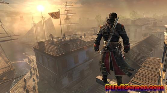 Assassins Creed Rogue Free Download Pc Game - DLFullGames