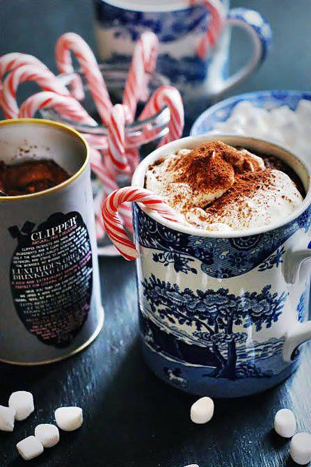 Barcelona Hot Chocolate Recipe