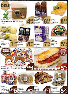 Fiesta Farms Flyer  Weekly Specials - Back To School valid August 26 - September 1, 2017