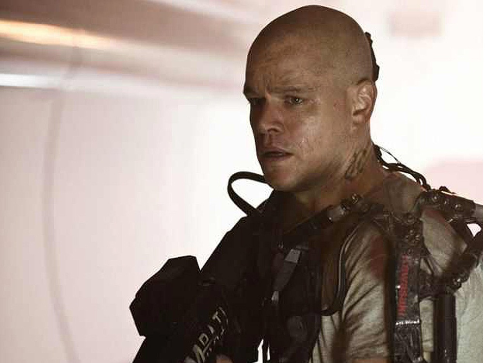 "Sneak Peek at Matt Damon's ""ELYSIUM"" - Hello! Welcome to ..."