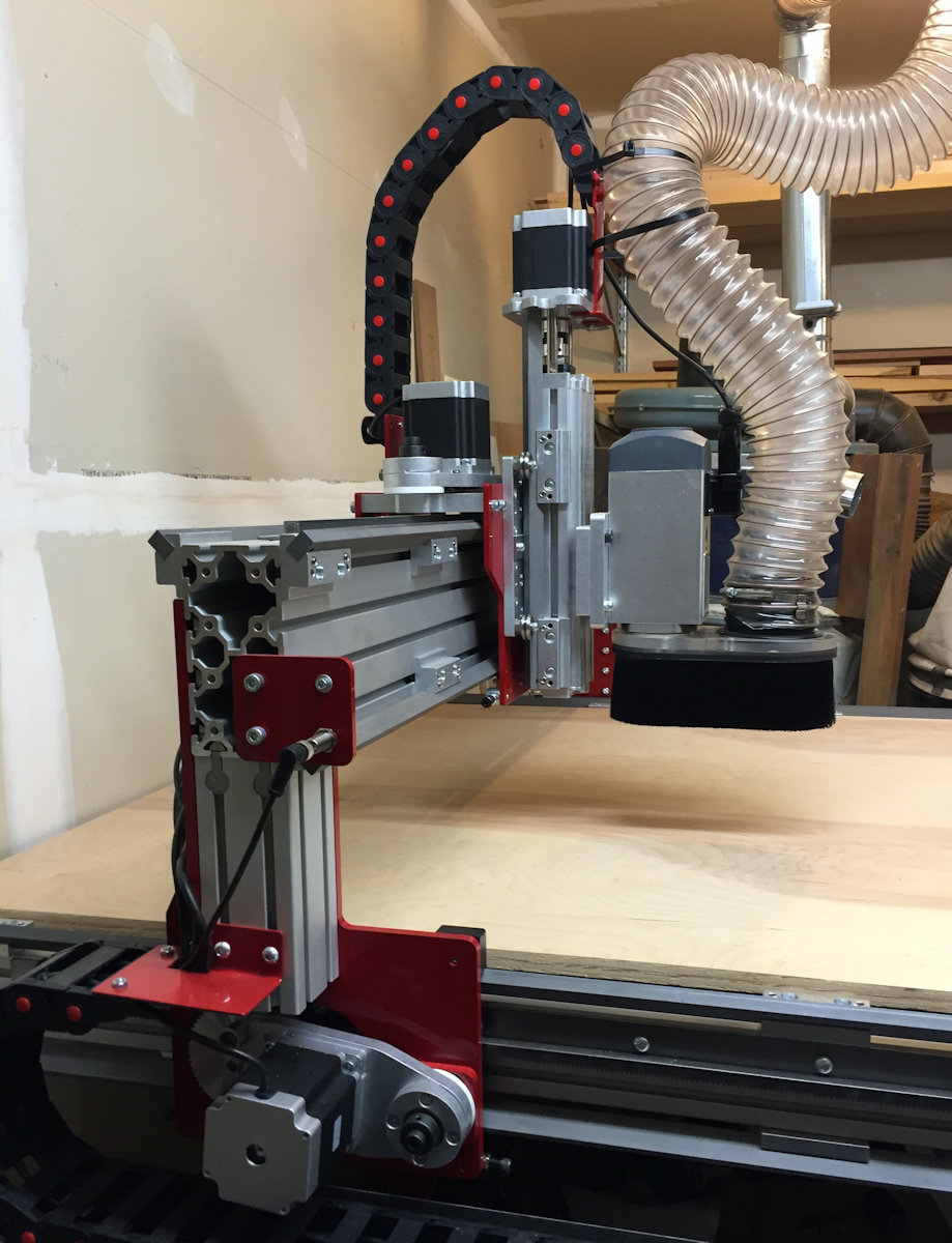 Digital Fabrication For Designers Cnc Router Build