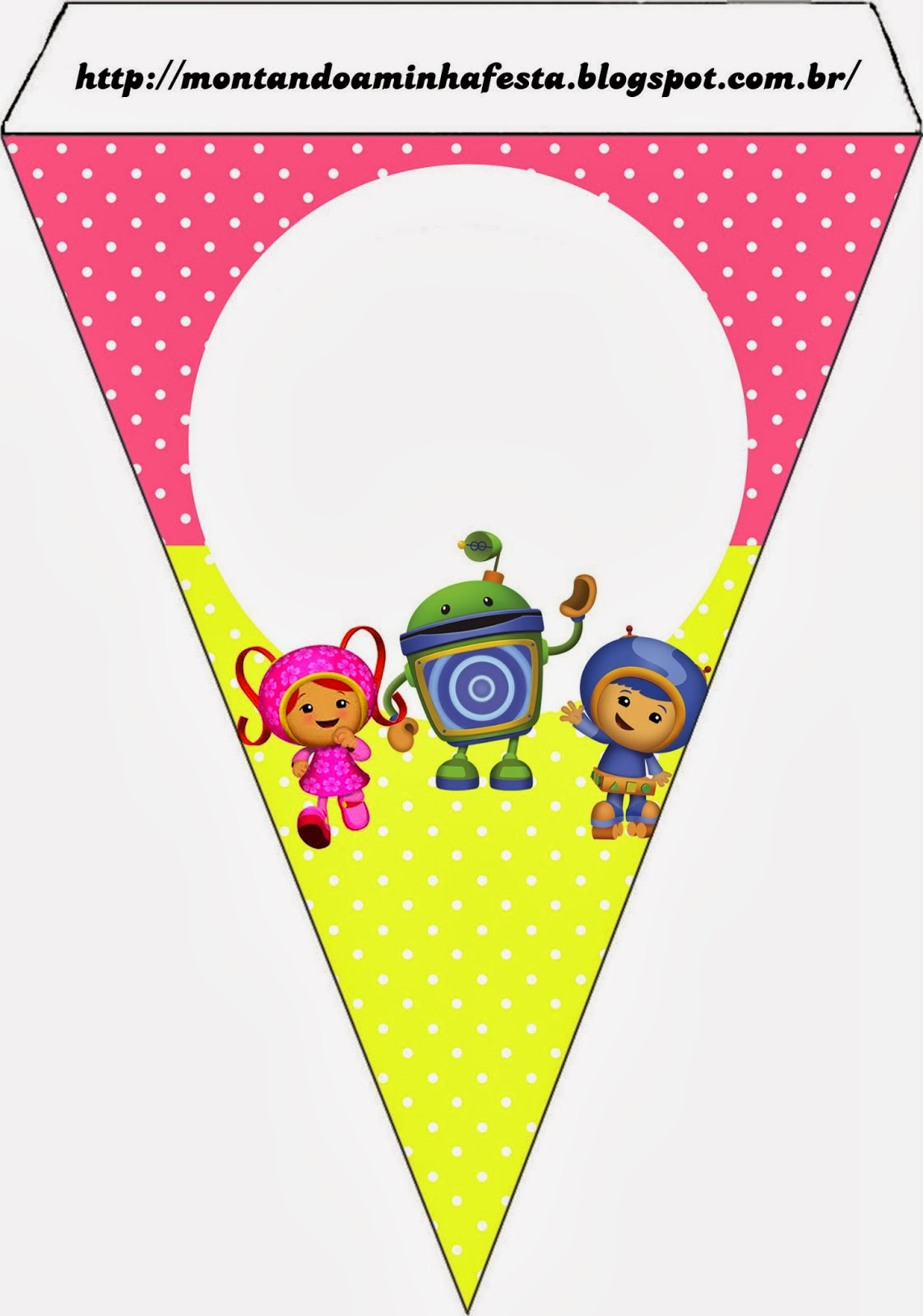 Umizoomi: Free Party Printables, Images And Invitations