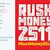 Rush Money 2511 bikin panik pemerintah !