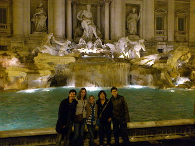 Fontana di Trevi - Roma - Itália