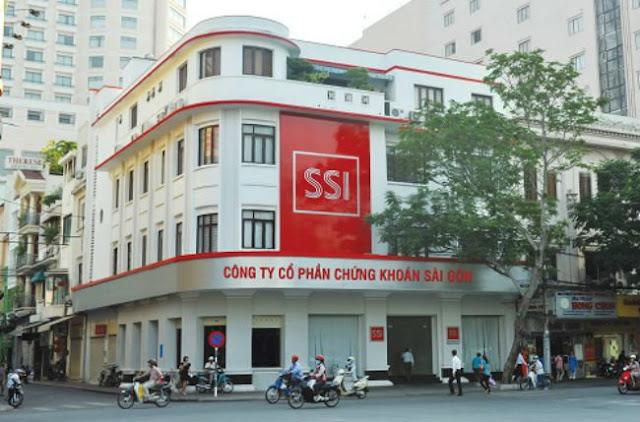 Ngành Dịch vụ tài chính, Chứng khoán SSI, SSI Vietnam