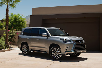 Lexus LX 2017 Review, Specs, Price