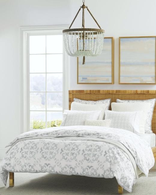 Coastal Bedroom Look by Serena and Lily