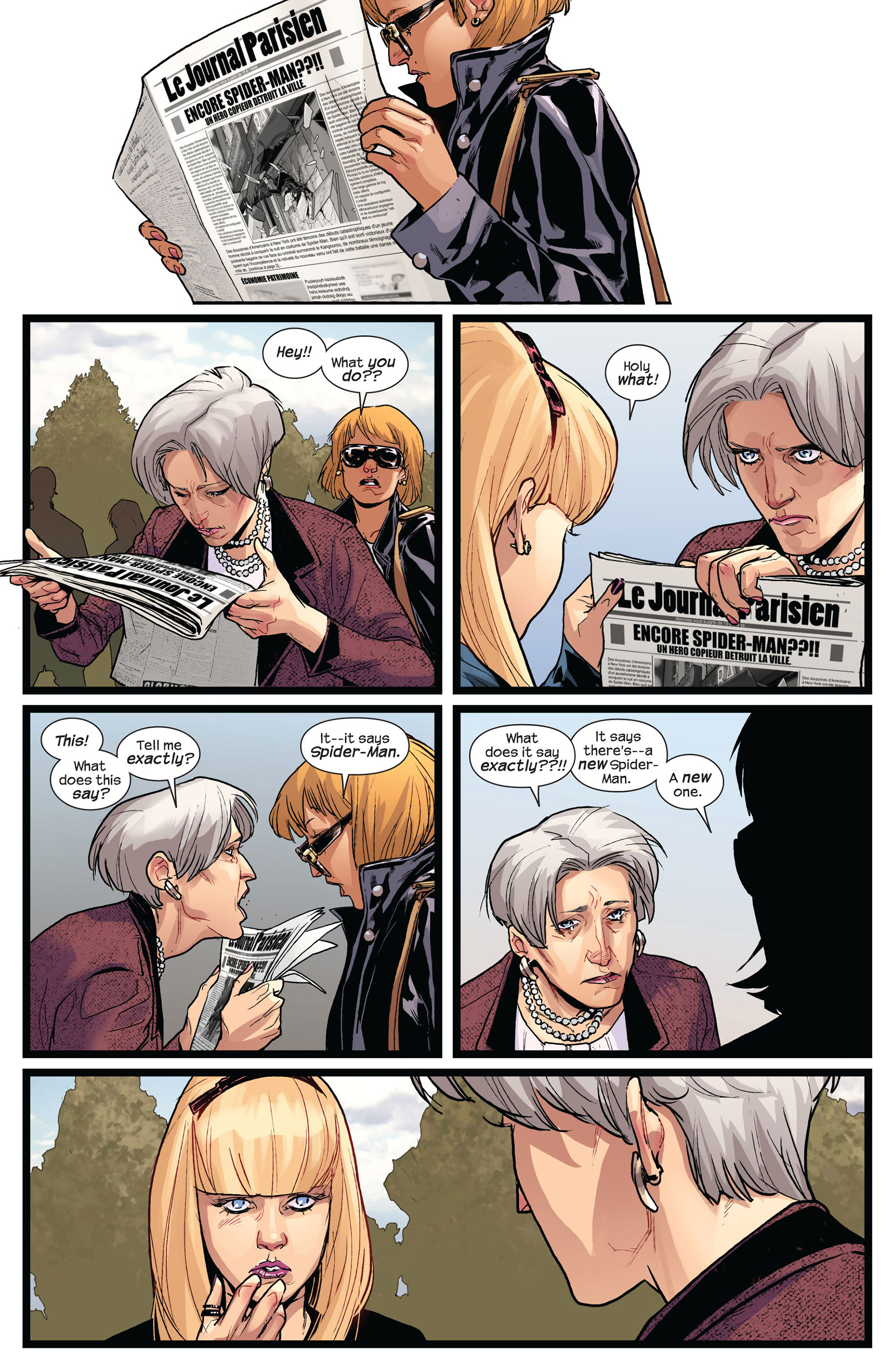 Read online Ultimate Comics Spider-Man (2011) comic -  Issue #8 - 4