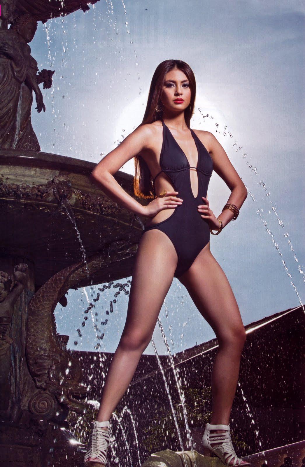 Superstar Sexy Nude Katrina Halili Photos