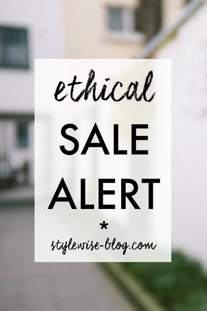 Ethical Sale Alert on stylewise-blog.com