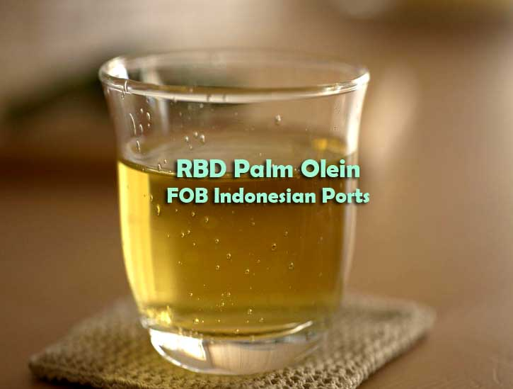 rbd palm olein fob indonesia price
