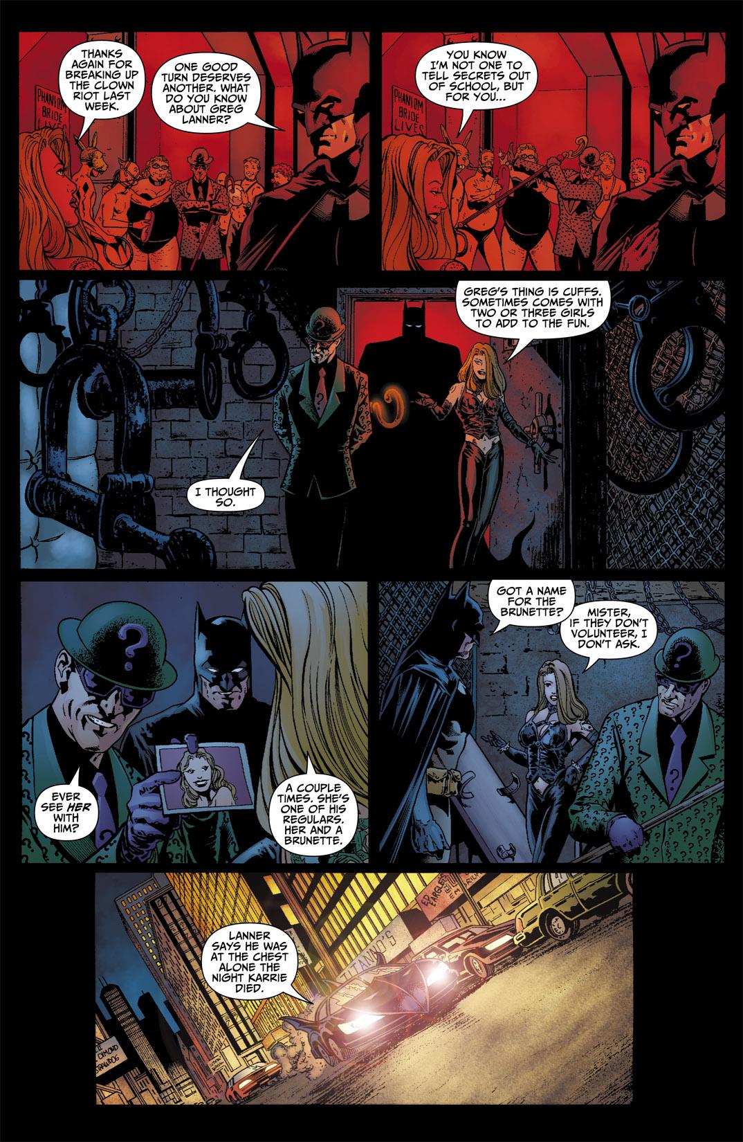 Detective Comics (1937) 822 Page 11