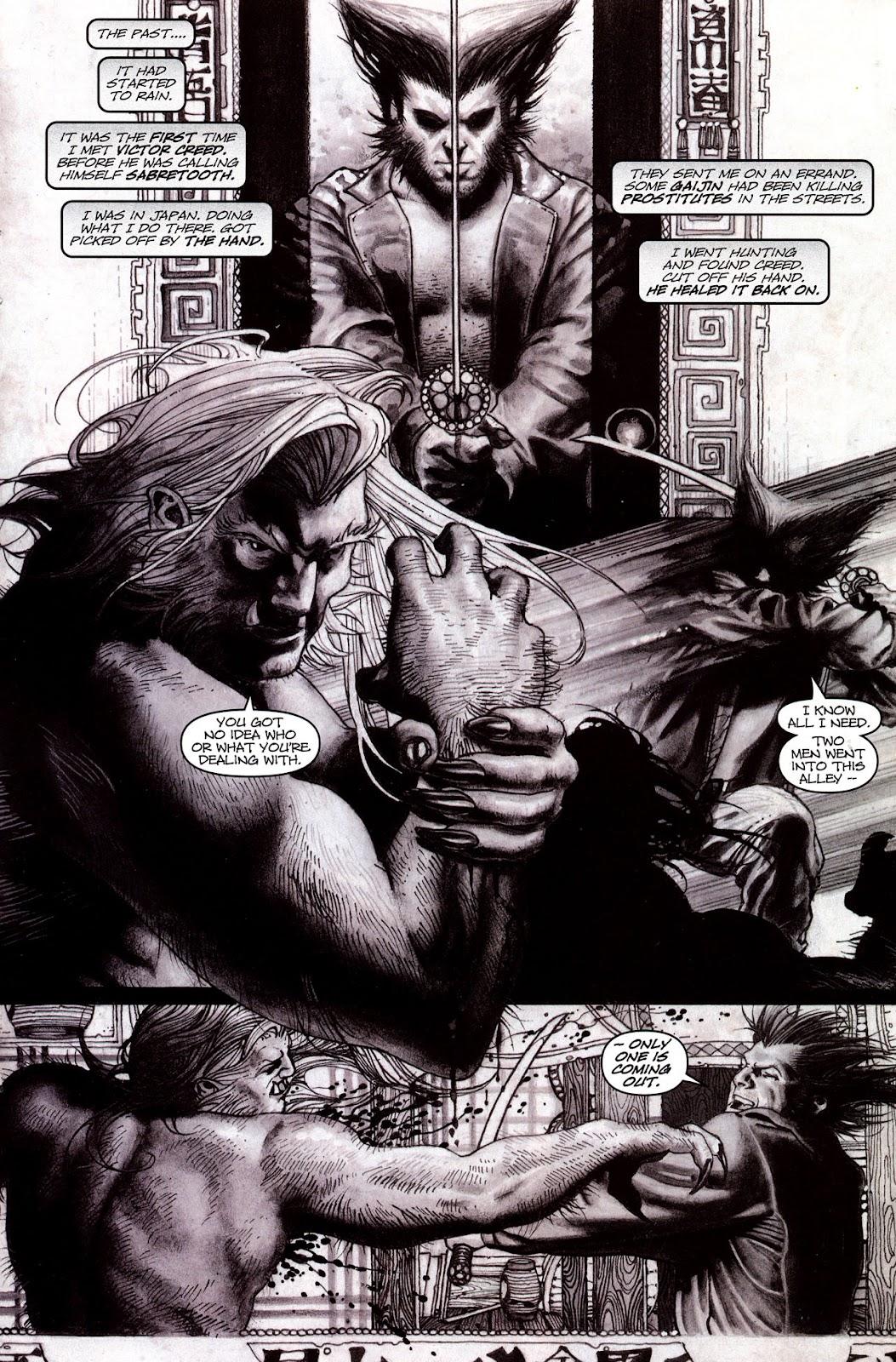 Read online Wolverine (2003) comic -  Issue #53 - 18
