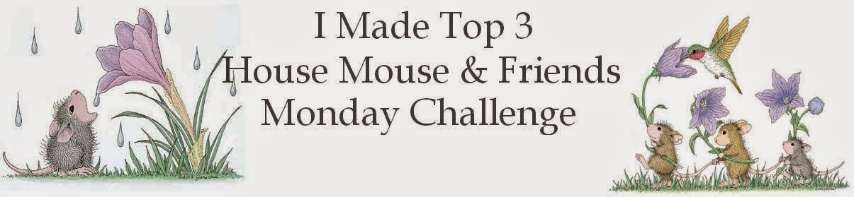 Top 3  #326  House mouse