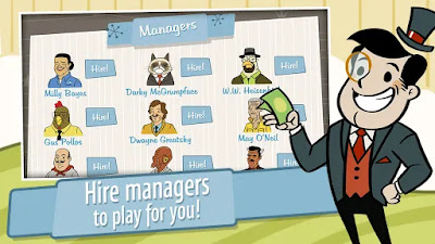 Adventure Capitalist MOD APK+DATA v6.2.1 Full HACK Infinite Gold Terbaru 2018