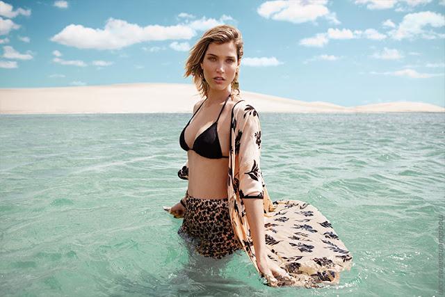 Bikinis verano 2018 - Moda primavera verano 2018 colección Cuesta Blanca.