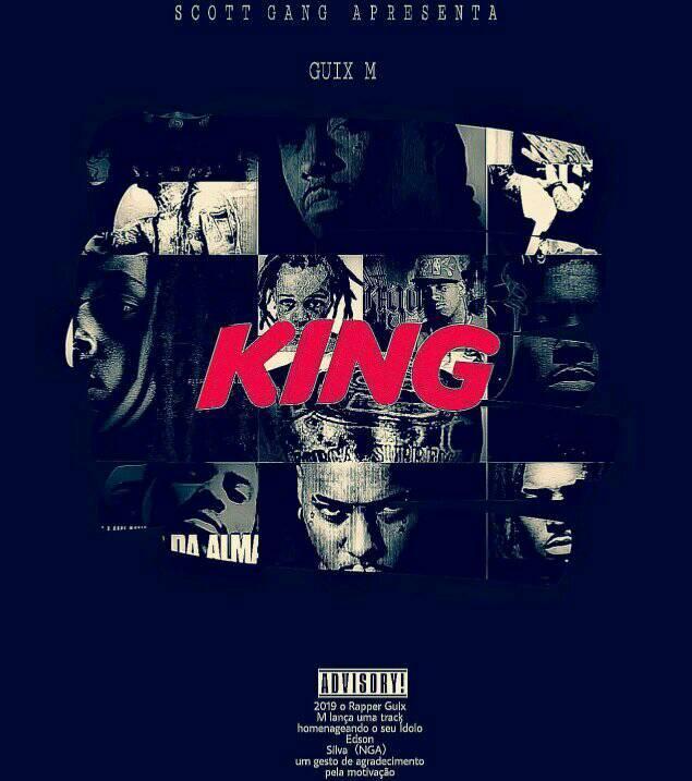 Guix M - King (Homenagem Ao NGA) (Rap) [Download]