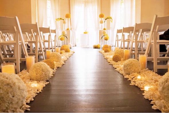 1000+ Images About Indoor Wedding Aisle On Pinterest