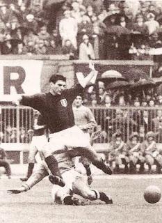 Bologna - Lazio 2-0, 25-10-1965.