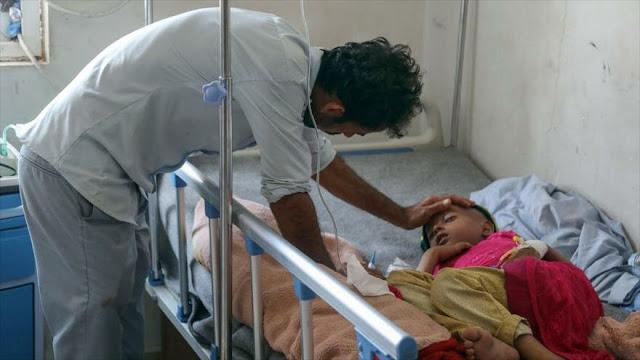 Unicef: 10 millones de niños yemeníes necesitan atención médica