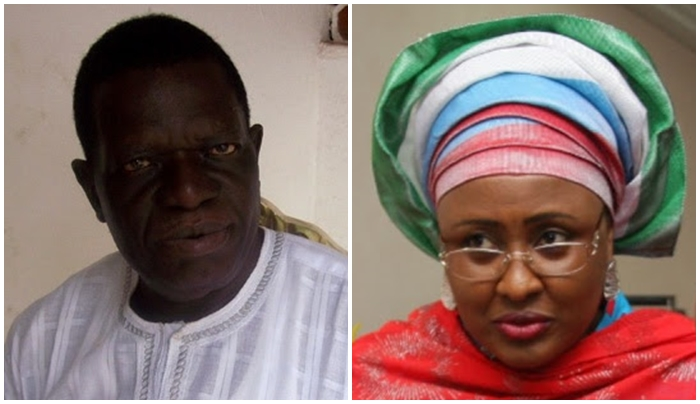 Ashia Buhari vs Senator