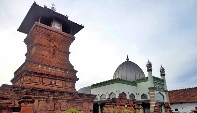 Seni Bangunan Masjid
