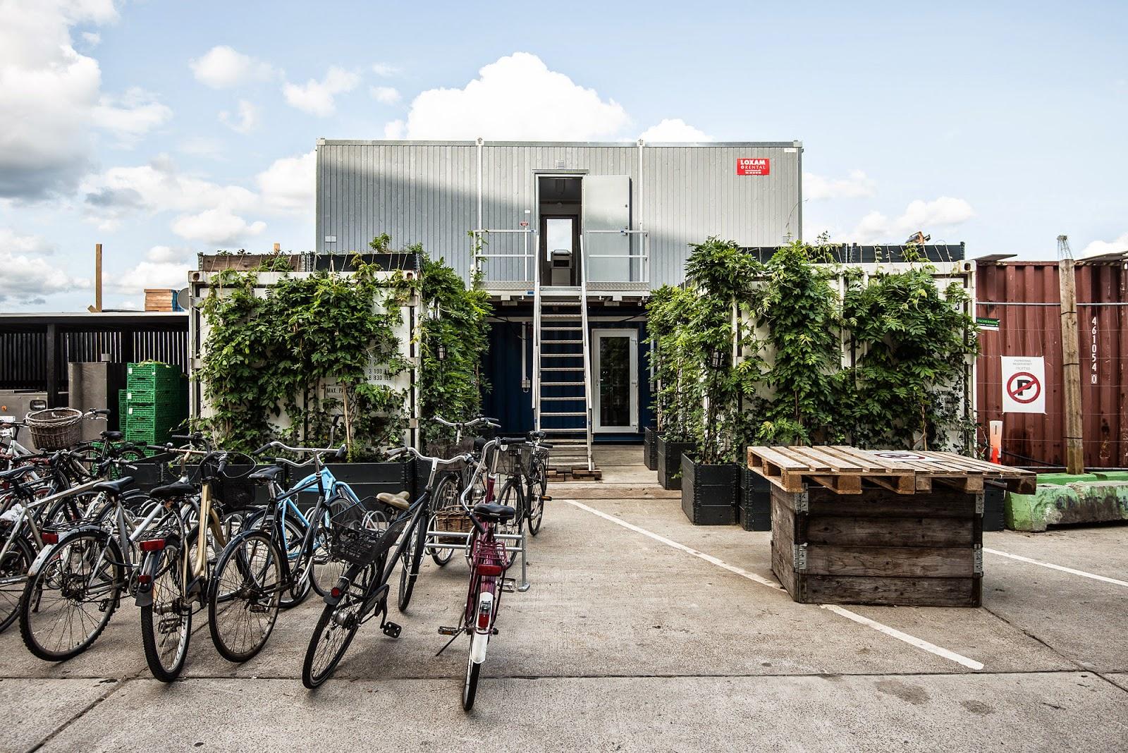 【飲食新聞】來看看Noma的全新廚藝研究中心:科學碉堡(Science Bunker)
