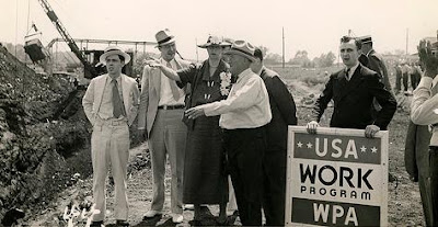 Today in Southern History: The New Deal