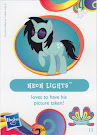 My Little Pony Wave 11 Neon Lights Blind Bag Card