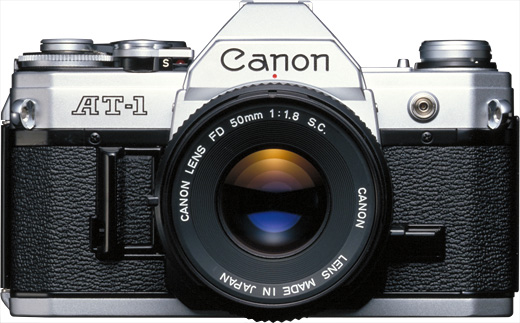 Canon A Series 35mm Slr Cameras Imagingpixel