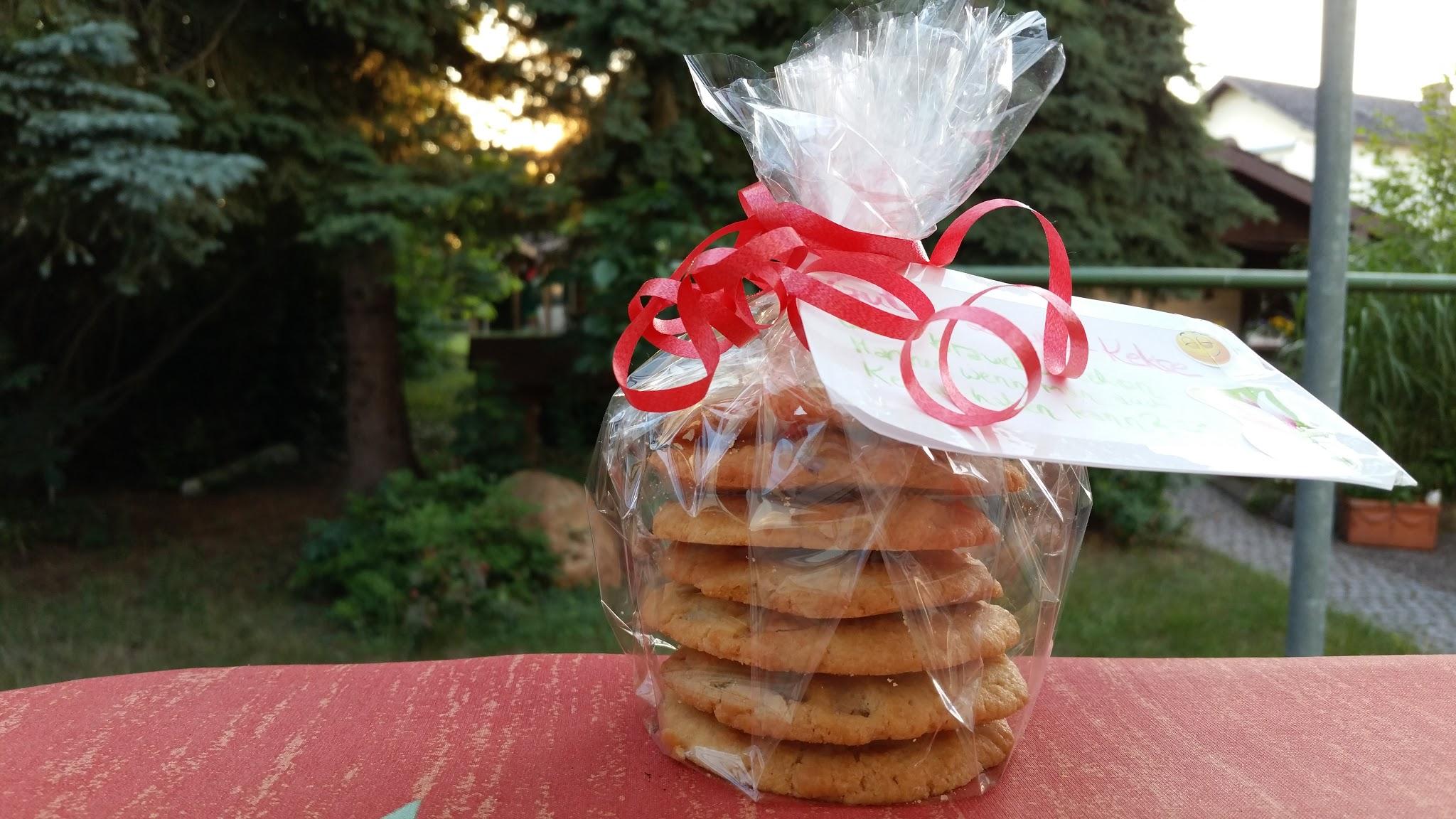 Gute Laune Cookies
