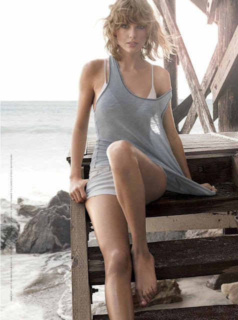 Taylor Swift – GQ Magazine Mexico July 2016 Issue
