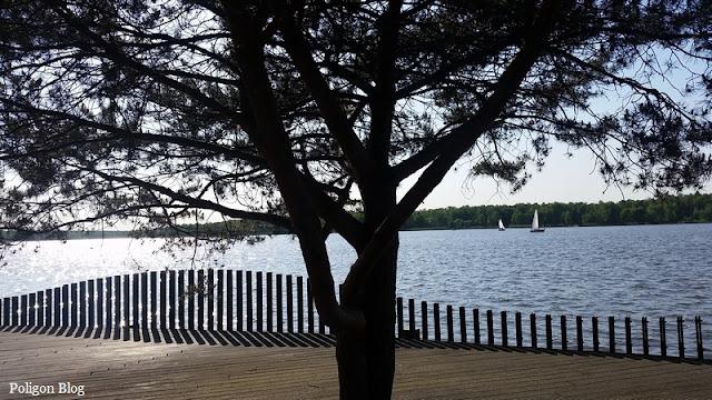 Tychy, Jezioro Paprocańskie, Paprocany, Śląsk, tyskie, plaża, żagle