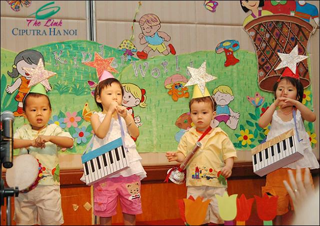 The Link Ciputra - hệ thống giáo dục tốt nhất Hà Nội