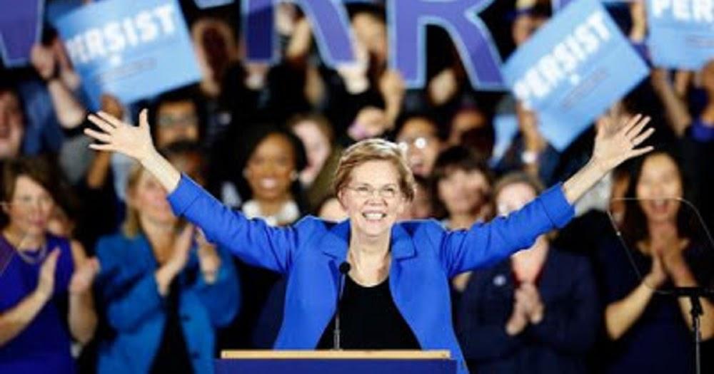 VIDEO Elizabeth Warren Announces She Is Running for President in 2020